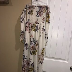Women's Spring Maxi Dress